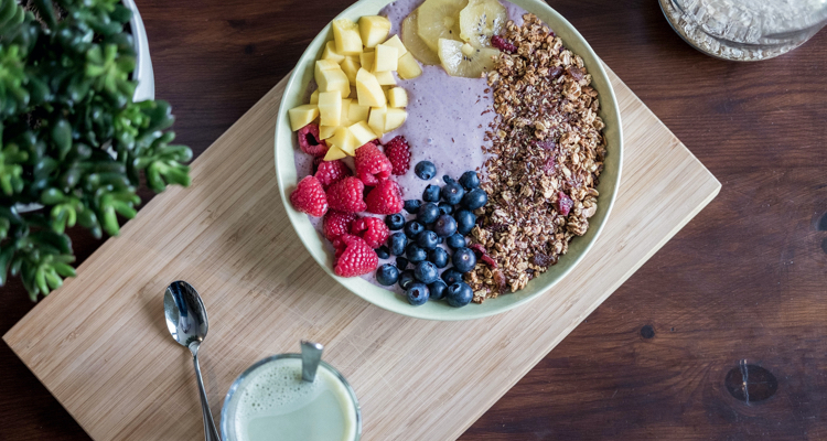 Towards a personalized nutritional proposal