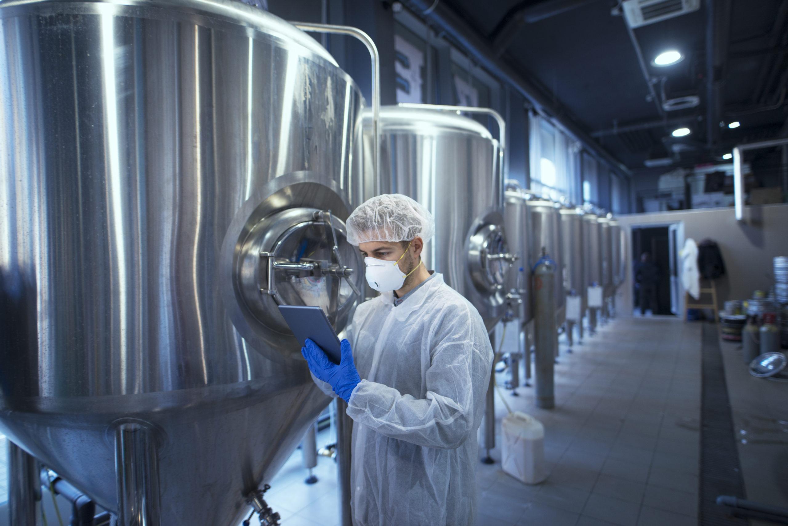 Seguridad e higiene en la industria alimentaria